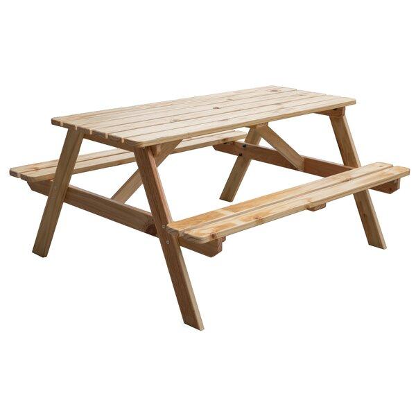 Ingrid Picnic Table by Loon Peak