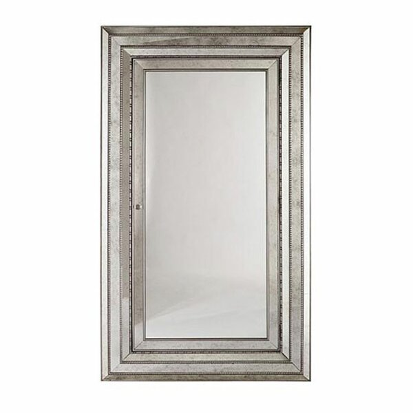 Melange Glamour Floor Mirror by Hooker Furniture