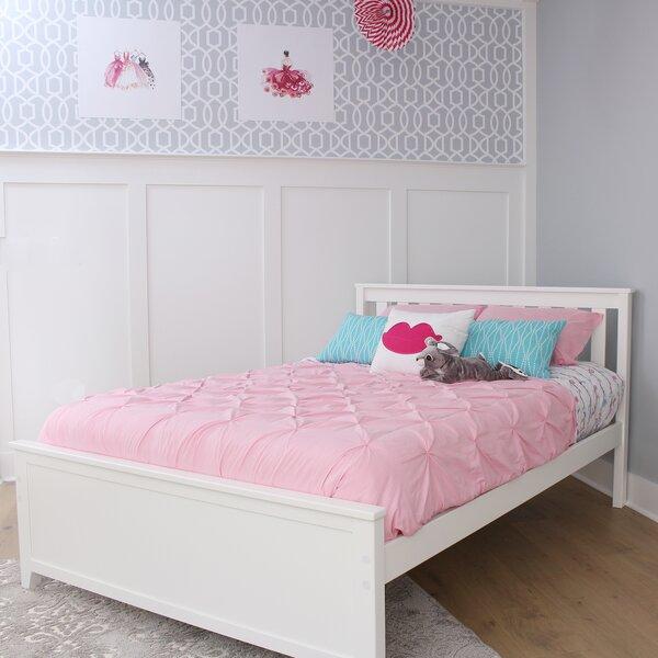 McGuire Platform Bed by Harriet Bee