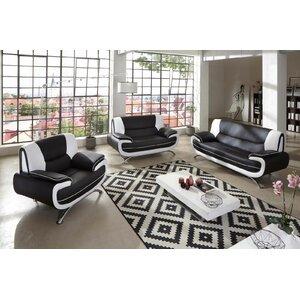 3-tlg. Couchgarnitur Pasquale von SAM Stil Art Möbel GmbH