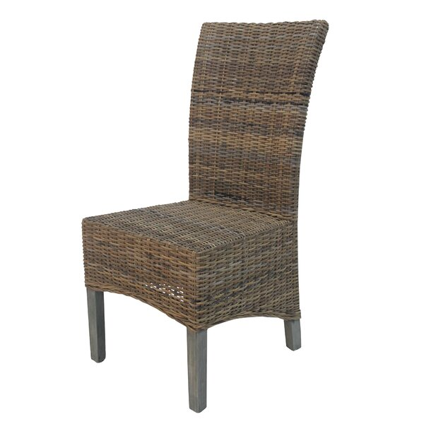 Ortakoy Parsons Patio Dining Chair by Bay Isle Home