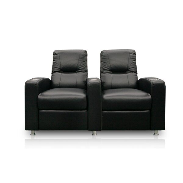 Tristar Home Theater Lounger Row Seating (Row Of 2) By Bass