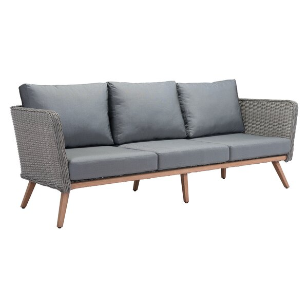 Monaco 2 Piece Sofa Seating Group with Cushion by dCOR design