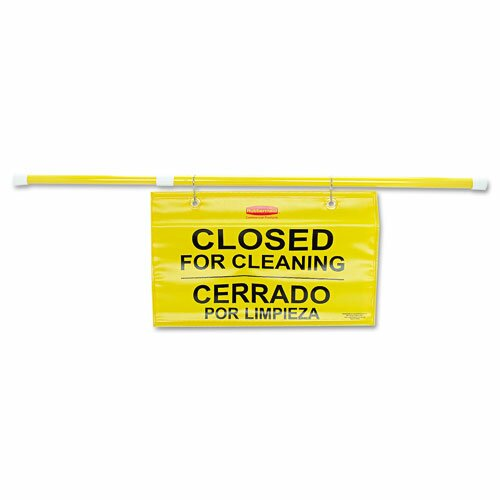 Site Safety Hanging Sign by Rubbermaid Commercial Products