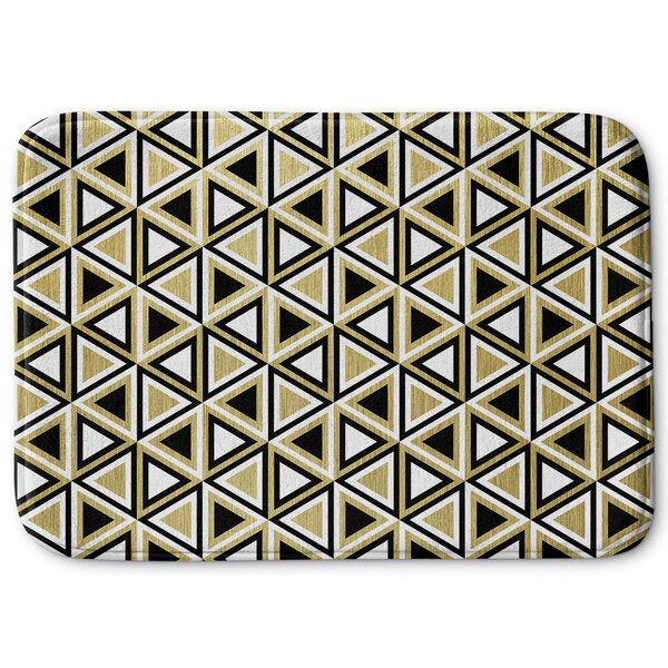 Memory Foam Bath Rug by KAVKA DESIGNS