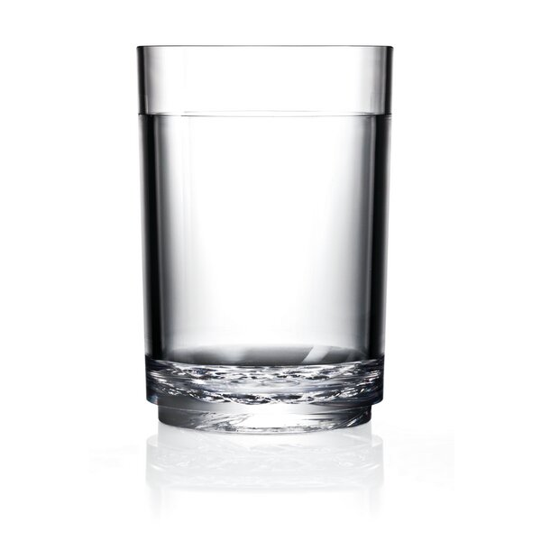 Elite 16 oz. Plastic Pint Glass (Set of 4) by Drinique