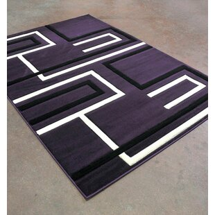 Price comparison Purple Area Rug By Rug Tycoon