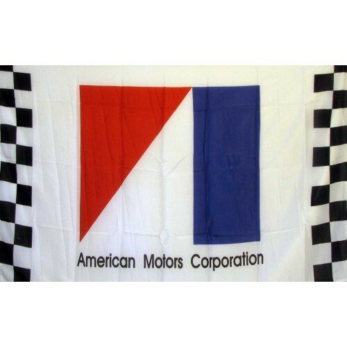 American Motors Corp CHK Traditional Flag by NeoPlex