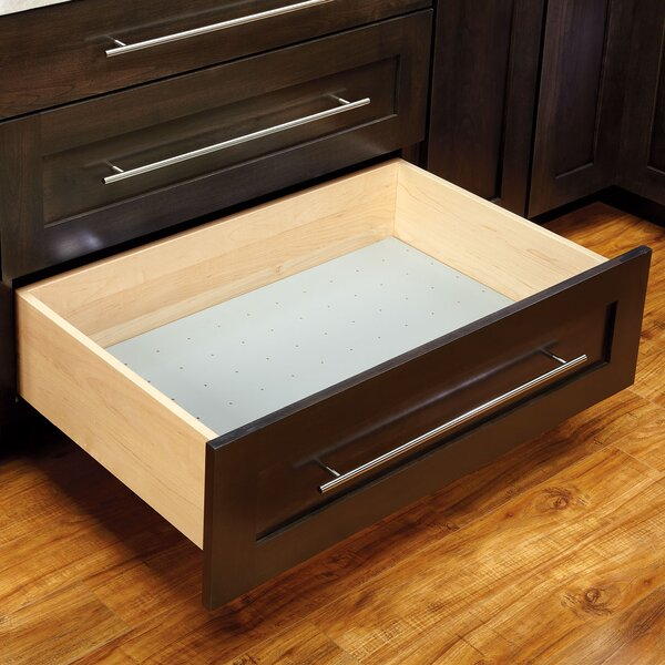 Wood with Vinyl Lining Peg Board for Drawer Insert by Rev-A-Shelf