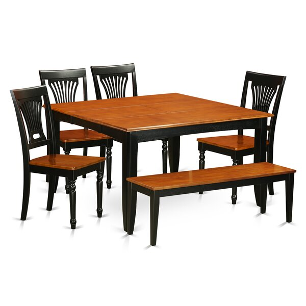 Parfait 6 Piece Dining Set By Wooden Importers by Wooden Importers Wonderful