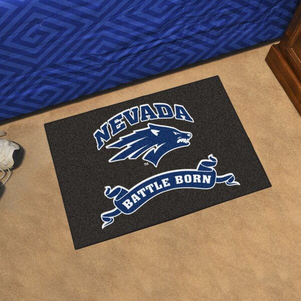 University of Nevada Doormat by FANMATS