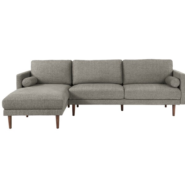 Left Hand Facing Sectional By Kingstown Home