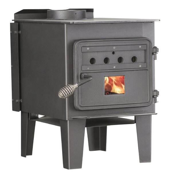 Vogelzang 1,200 sq. ft. Direct Vent Wood Stove by Vogelzang