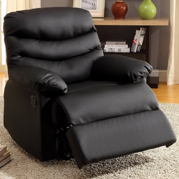 Lindstrom Manual Glider Recliner by Hokku Designs