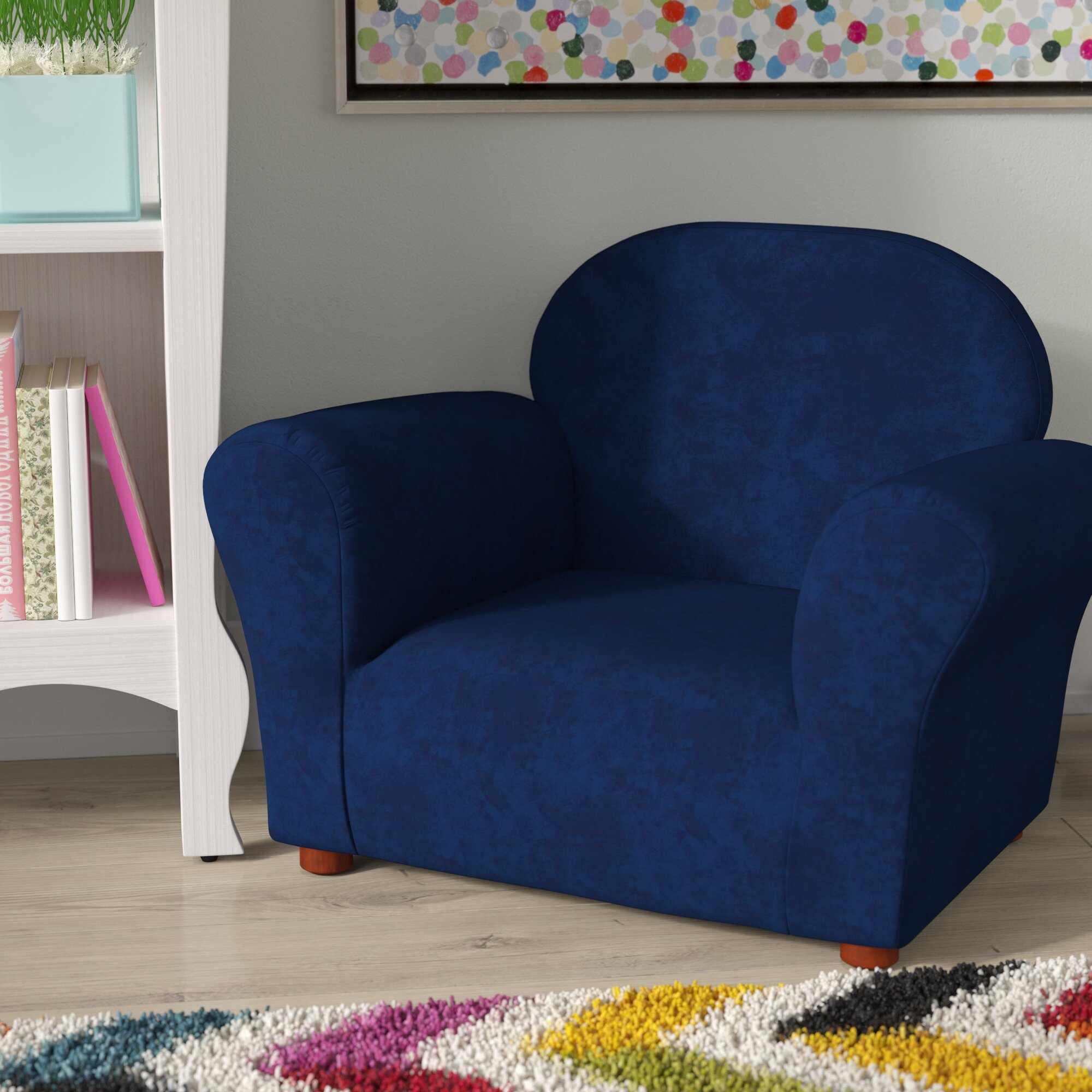 Stupendous Jovanni Personalized Kids Chair Creativecarmelina Interior Chair Design Creativecarmelinacom