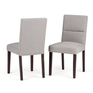 Ashford Upholstered Dining Chair (Set of 2) by Simpli Home