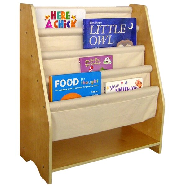 Cloth Book Display by A+ Child Supply