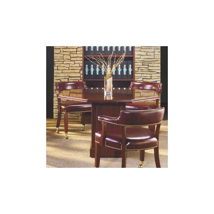 High Point Furniture Traditional Octagonal H X W X L - Traditional conference table