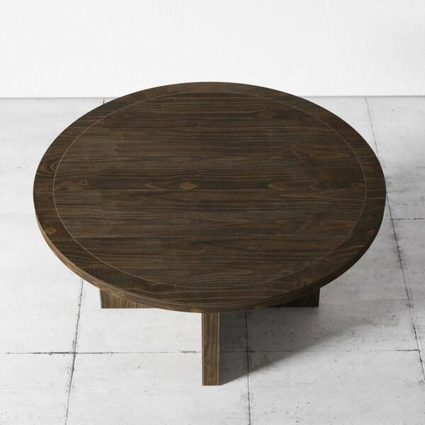 Zaniyah Teak Solid Wood Dining Table by Union Rustic Union Rustic