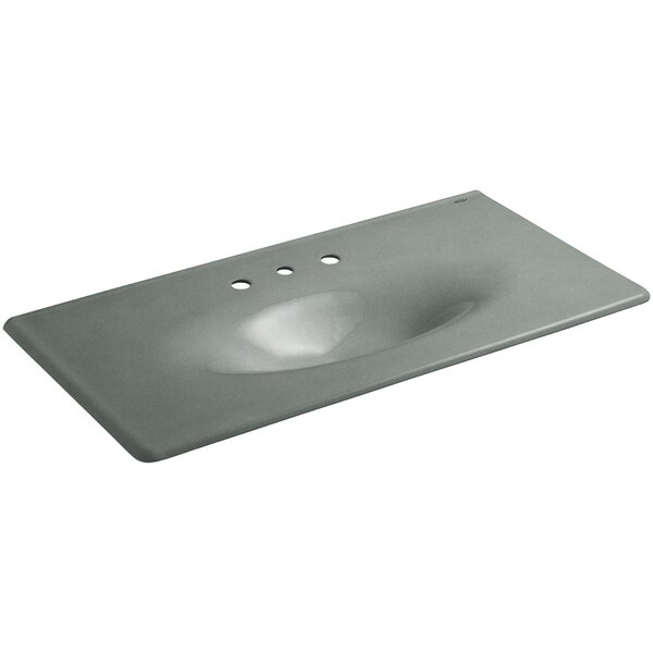 Iron Impressions 44 Single Bathroom Vanity Top by Kohler