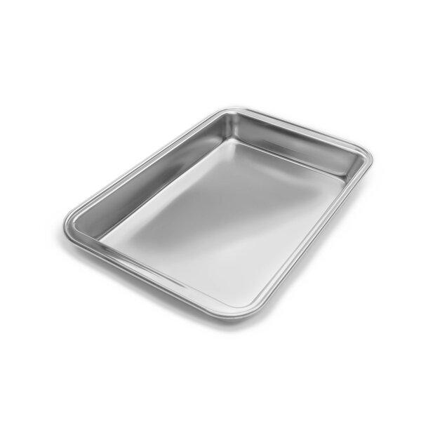 Rectangular Stainless Steel Bake Pan by Fox Run Brands
