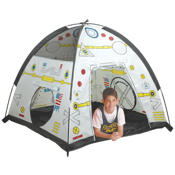 Space Module Play Tent with Carrying Bag by Pacifi