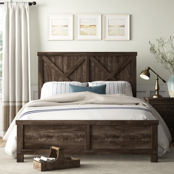 Bayaud Standard Bed by Gracie Oaks