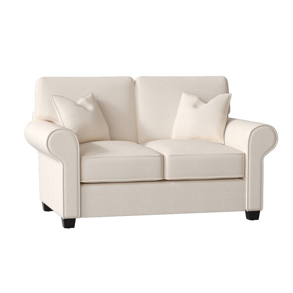 Eliza Loveseat by Wayfair Custom Upholstery™