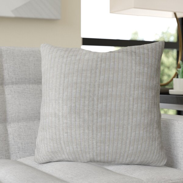 Bunner Luxury Throw Pillow by Orren Ellis