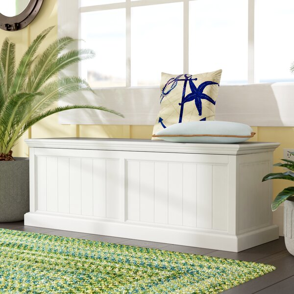 Amityville Storage bench by Beachcrest Home