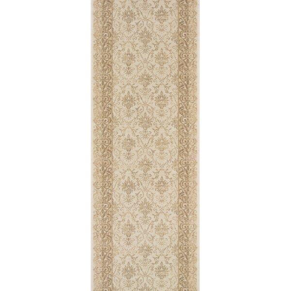 Sullurpeta Ivory Area Rug by Meridian Rugmakers