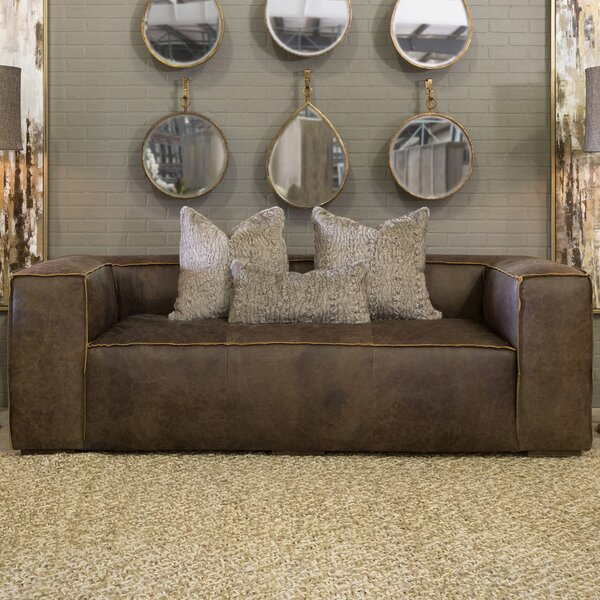 Discounted Carmo Leather Chesterfield Sofa Hot Bargains! 30% Off
