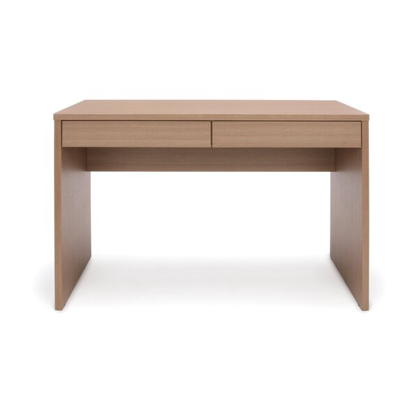 Turville 2-Drawer Office Writing Desk by Orren Ellis