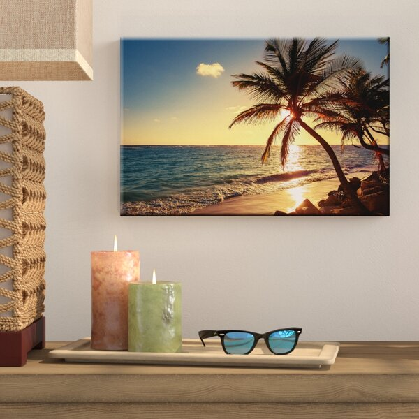Photographic Print on Stretched Canvas by Bay Isle Home