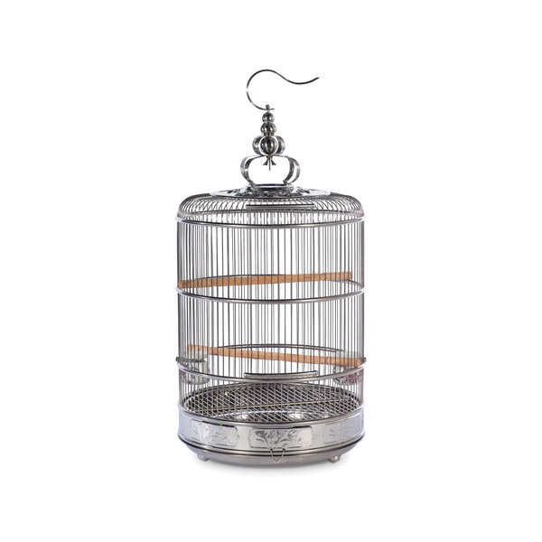 Pet Empress 30 Bird Cage with Removable Tray by Pr