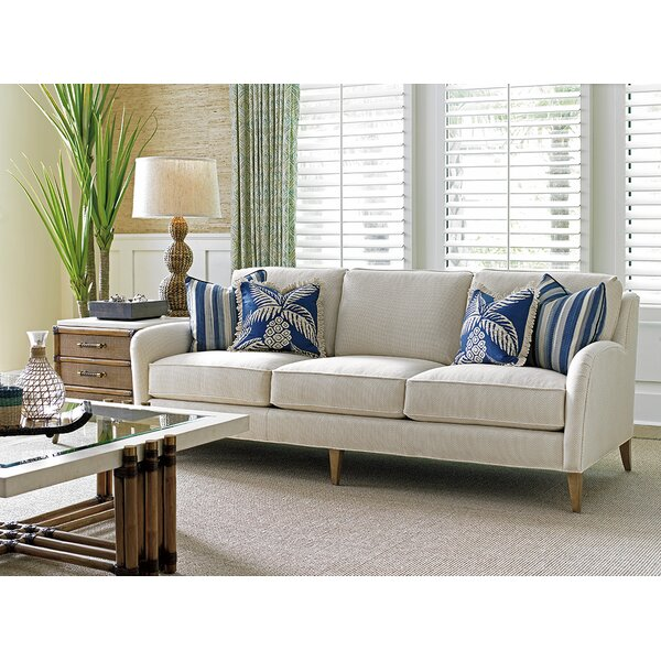 Latest Collection Twin Palms Sofa by Tommy Bahama Home by Tommy Bahama Home
