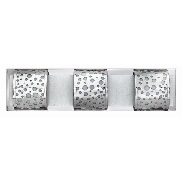 Mira 3-Light Bath Bar by Fredrick Ramond