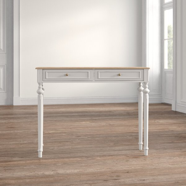 Hartness French Provincial Console Table By Gracie Oaks