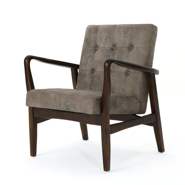 22 Upholstered Armchair by Langley Street