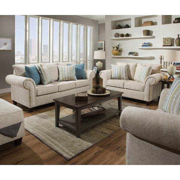 Cowan Configurable Living Room Set by Highland Dunes