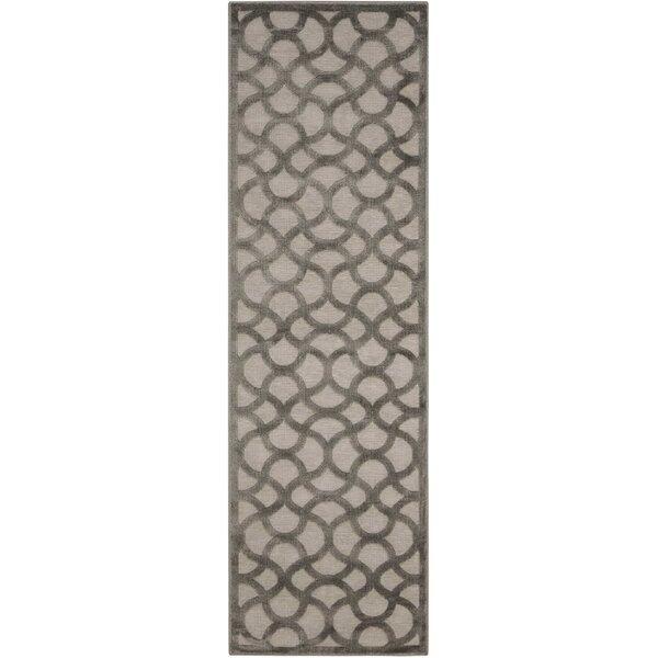 Blondelle Abstract Beige Area Rug by Willa Arlo Interiors