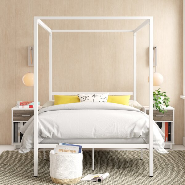Orpha Canopy Bed By Zipcode Design by Zipcode Design Herry Up