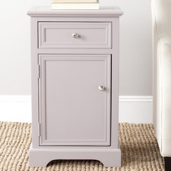 Nieto End Table by Beachcrest Home