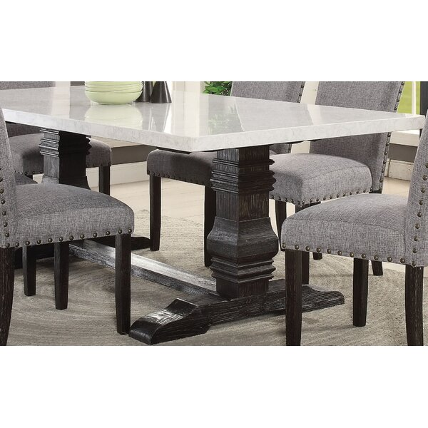 Twyman Dining Table by Gracie Oaks
