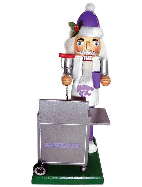 NACC Kansas State Tailgating Nutcracker by Santa's Workshop