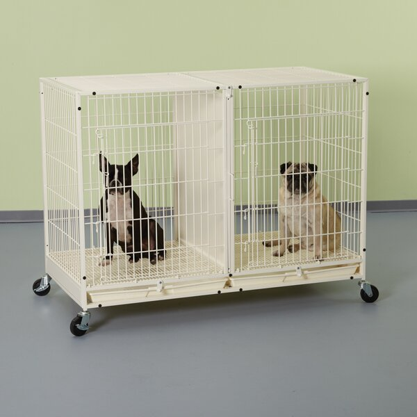Modular Pet Crate by Pet Studio
