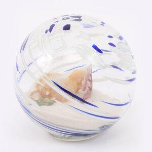 Art Beach Water Globe
