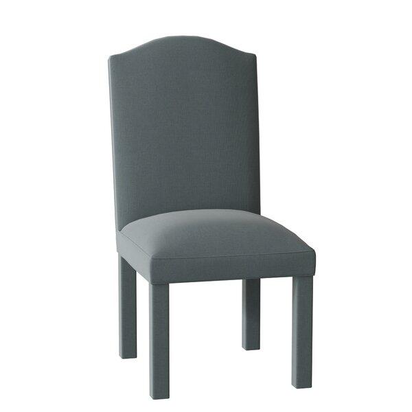 Moffatt Upholstered Parsons Chair by Winston Porter Winston Porter