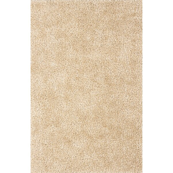 Nan Hand-Tufted Ivory Area Rug by Ivy Bronx