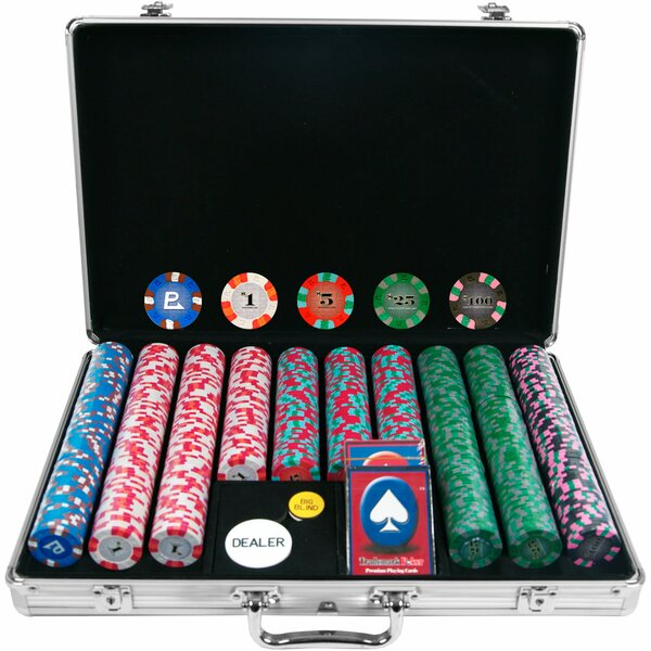 NexGen™ Pro Poker Chip by Trademark Global